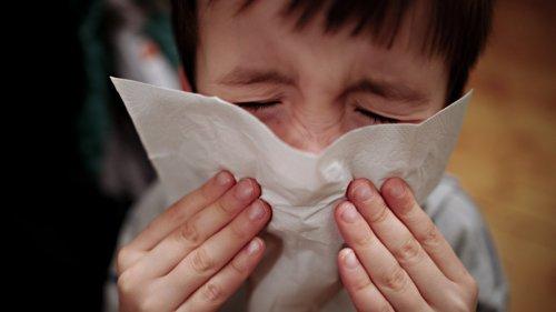 Erkältungswelle in Kitas:Husten, Schnupfen und Heiserkeit sind zurück