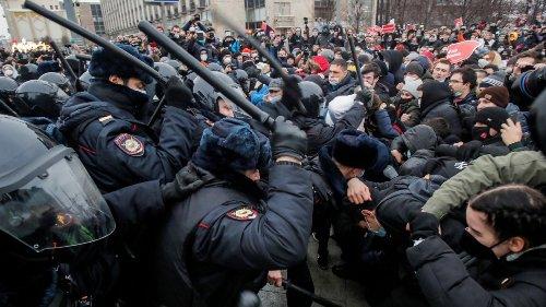 Russland: Putin hat Angst vor Nawalny
