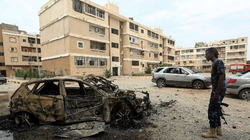 Treffen in Berlin:Was bei der Libyen-Konferenz erreicht werden soll