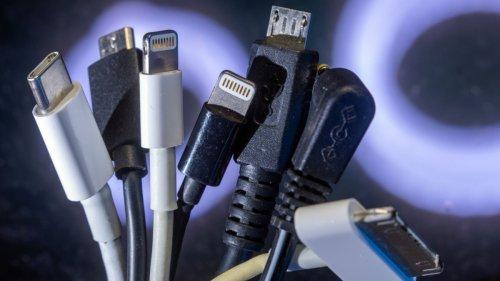 Verbraucherschutz:EU führt einheitliches Ladekabel für Handys ein