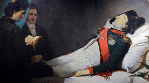 Frankreich:Macron ehrt Napoleon, um sich zu helfen