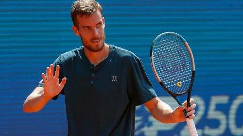 Tennis:Moraing scheitert an Djokovic - Altmaier in Parma