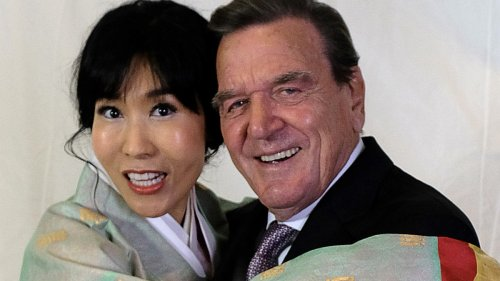 Leute des Tages:Ehe mit Soyeon Schröder-Kim? Kostet 22 000 Euro