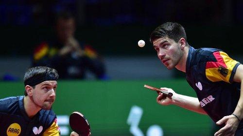 Tischtennis:Sieg im Einzel, Aus im Doppel: Bolls durchwachsener Auftakt