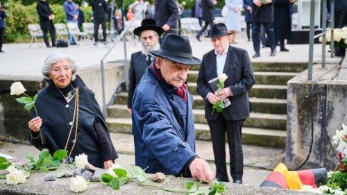 """Holocaust:Steinmeier erinnert an """"abgründiges, grauenhaftes Geschehen"""""""