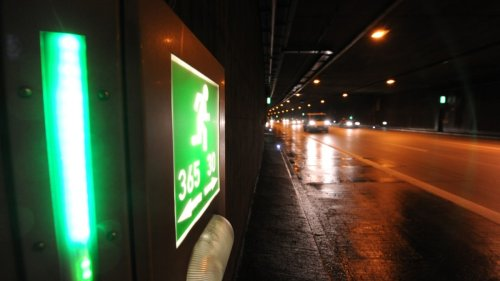 A99: Allacher Tunnel - Sanierung ist Belastungsprobe