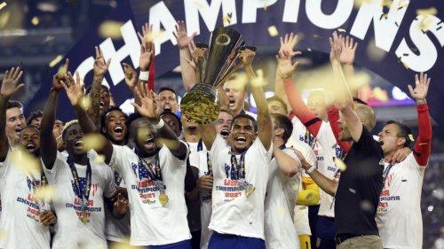 Internationaler Fußball:US-Fußballer gewinnen den Gold Cup
