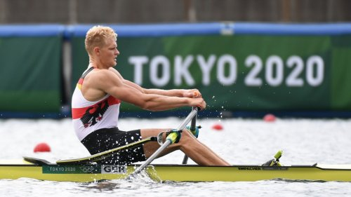 Olympia:Zeidler im B-Finale erfolgreich