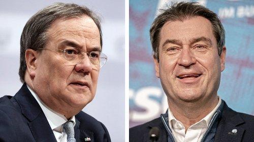 CDU und CSU: Angst in der Union vor Spaltung wächst