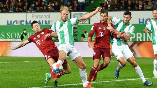 FC Bayern in der Einzelkritik:Lewandowski verpasst Müller-Rekord um Fußspitzenbreite
