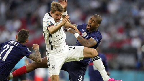 Thomas Müller gegen Frankreich:Qualen des Spätberufenen