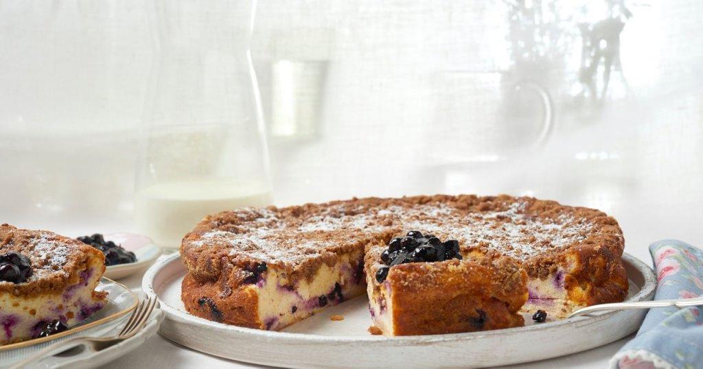 Käsekuchen / Cheesecake - cover