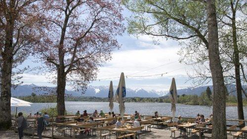 Öffnung der Außengastronomie in Bayern: Im Paradies