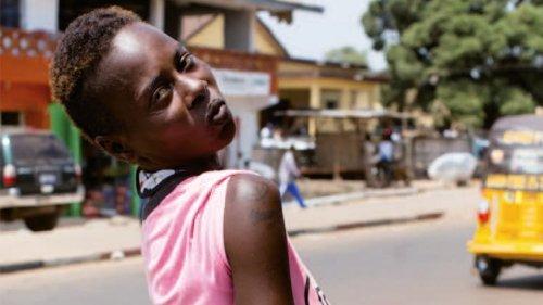 """Reisebuch """"Liberia"""":Bessere Zeiten"""