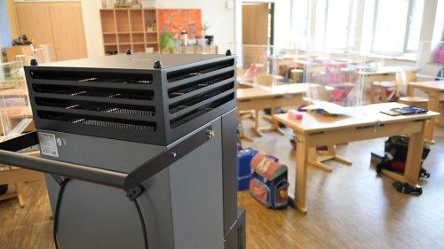 Coronavirus in München:5000 Luftfilter für Schulen und Horte