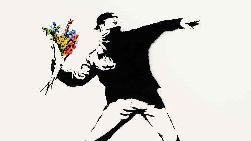 Bitcoin und Ether: Banksy geht, Tesla nicht