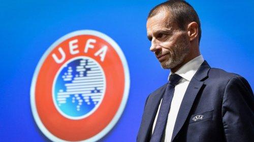 Sportpolitik:Uefa stoppt Verfahren gegen Super-League-Klubs