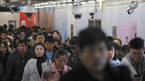 """China: """"Wir sind mehr als Daten und Persönlichkeitsprofile"""""""