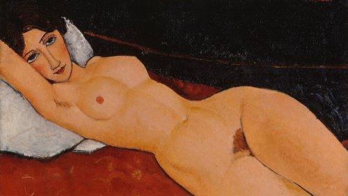 Modigliani-Ausstellung in Wien:Kopf an Kopf