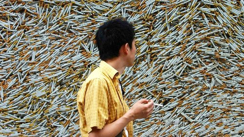 China:Zigaretten für die Welt