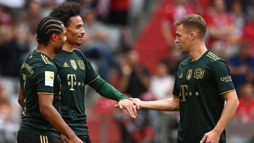 FC Bayern in der Bundesliga:Am Ende biegt eben Sané ums Eck - oder Gnabry oder Musiala
