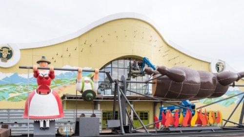 Oktoberfest-Ausfall:Eine halbe Million Euro für die Ochsenbraterei
