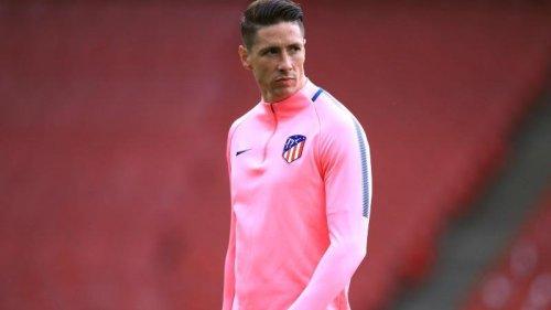 Fußball:Fernando Torres übernimmt A-Jugend bei Atlético Madrid