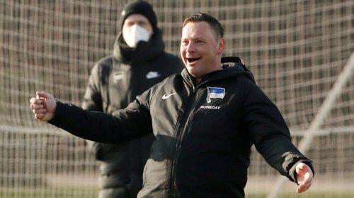 Hertha BSC in der Bundesliga:Vertrag mit sportlicher Hürde