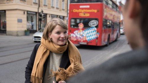 """Europawahl 2019 in München - Die Mini-Partei """"Volt"""""""