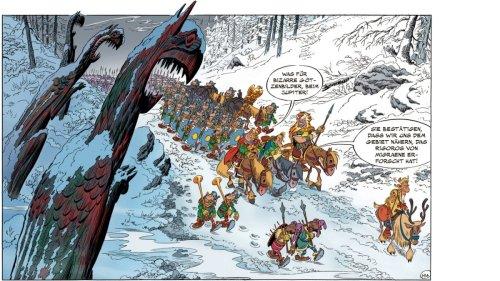 """""""Asterix und der Greif"""":Mit Zaubertrank geimpft"""