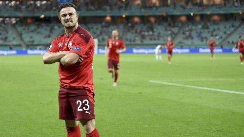 Fußball-EM:Frankreich, England, Tschechien, Schweden und die Schweiz sind weiter