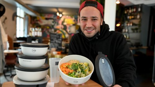 Welche Mehrweg-Systeme Münchner Restaurants nutzen