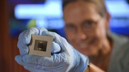 München:Deutsches Museum erhält als erstes Haus weltweit Googles Quantenprozessor