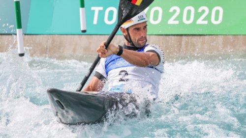 Olympia:Hannes Aigner gewinnt Bronze im Kajak