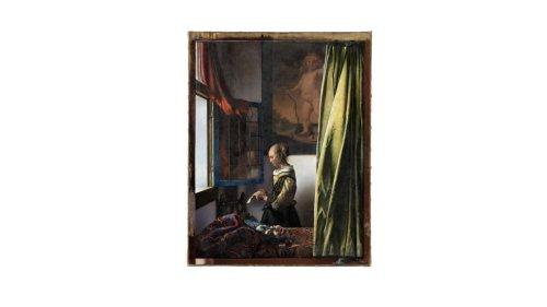 Vermeer-Ausstellung in Dresden:Liebes Gottchen