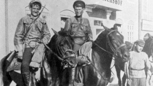 """Polnisch-Sowjetischer Krieg 1919-1921: """"Alle massakrierten Juden"""""""