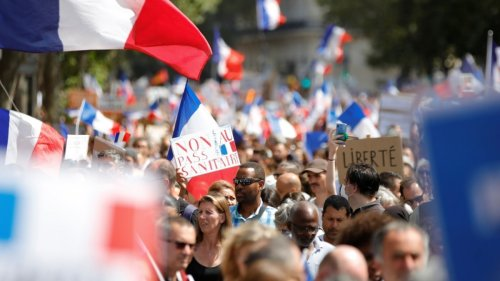 Frankreich:Ein Riss geht durch Frankreichs Gesellschaft