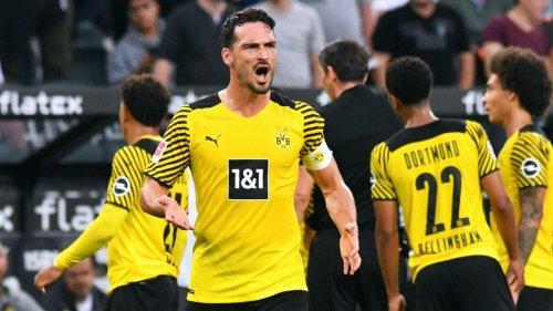 Niederlage in Mönchengladbach:Dortmunds Unglück ist perfekt