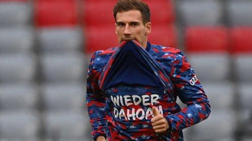Unterschrift bis 2026:Goretzka verlängert Vertrag beim FC Bayern