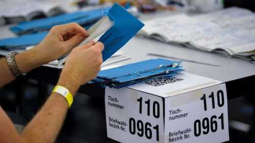 Bundestagswahl 2021:Nur 146 Stimmen entscheiden das Rennen im Münchner Westen