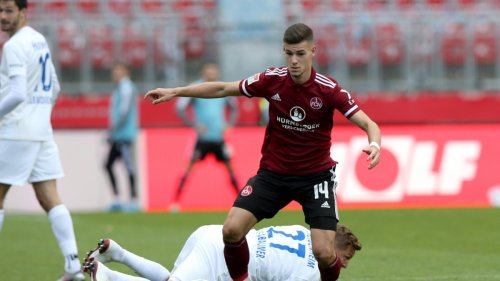 1. FC Nürnberg:Der Musterschüler