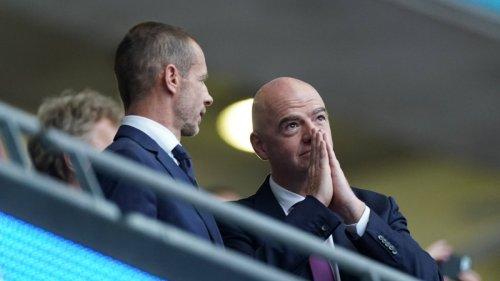 Pläne für Fußball-WM:Färöer drohen Fifa