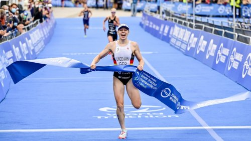 Triathlon:Wegbereiterin des Wandels