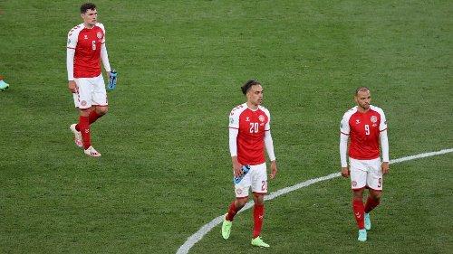 Christian Eriksen:Niemand sollte im Schockzustand Fußball spielen müssen