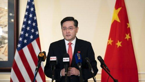 """China und USA:""""China wird schon da sein"""""""