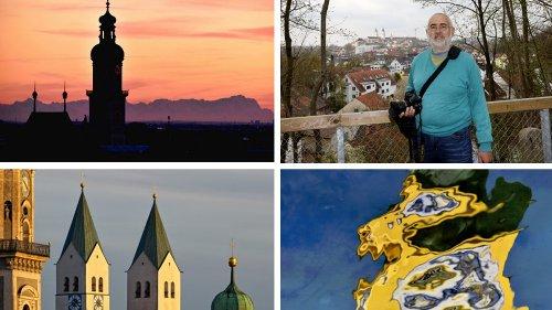 Freising: Pfützenfotograf und Daueraussteller