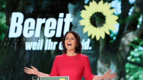 """Grünen-Parteitag:""""Das war jetzt der einfache Teil"""""""