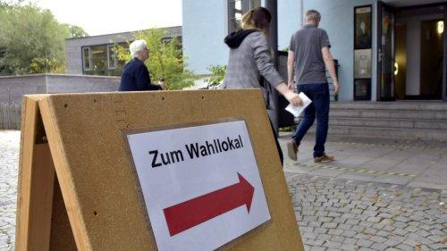 Bundestagswahl 2021:Die Ergebnisse rund um München