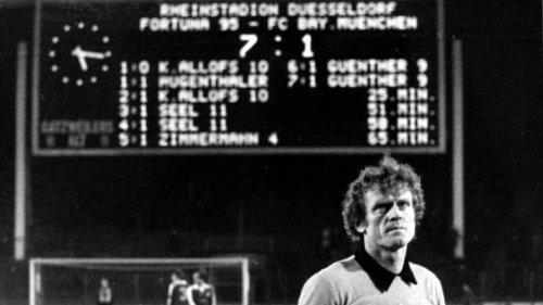 Höchste Münchner Niederlagen:Als die Bayern wie die Hausmeister spielten