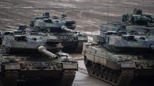 Sipri-Institut: Globale Rüstungsausgaben klettern auf Höchststand